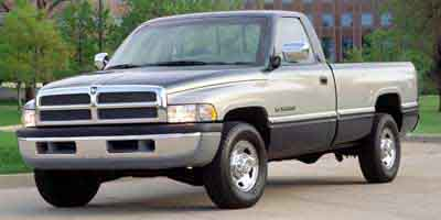 2000 Dodge Ram 2500 4WD Regular Cab  - 3537A
