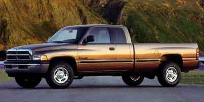 2001 Dodge Ram 2500 Quad Cab  - X8279