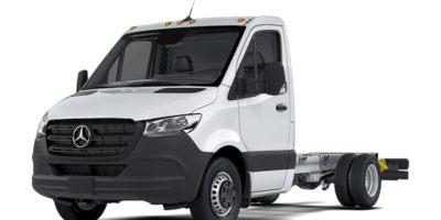 Mercedes-Benz Cabine châssis Sprinter 2019