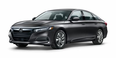 2019 Honda Accord Sedan LX 1.5T Sedan