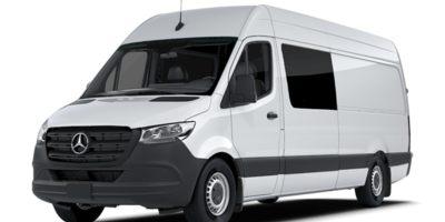 Mercedes-Benz Sprinter Crew Van 2020
