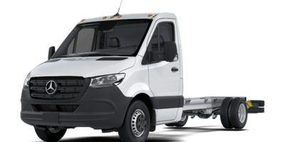 Mercedes-Benz Cabine châssis Sprinter 2020