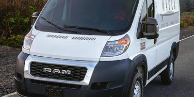 Ram ProMaster fourgon vitré 2020