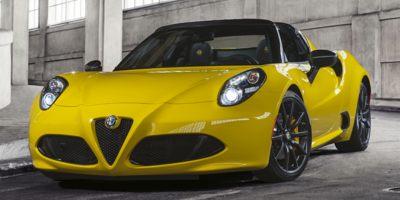 Alfa Romeo 4C Spider 2020