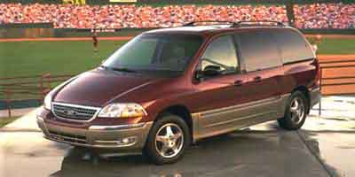 2000 Ford Windstar   for Sale  - R14770  - C & S Car Company