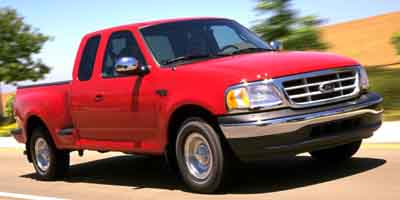 2000 Ford F-150 SuperCab  - X7771