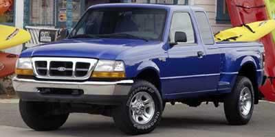 2000 Ford Ranger Regu
