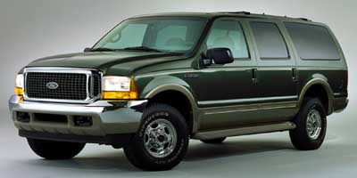2000 Ford Excursion 4D Utility 4WD  for Sale  - R15529  - C & S Car Company