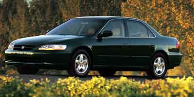 Honda Berline Accord 2000