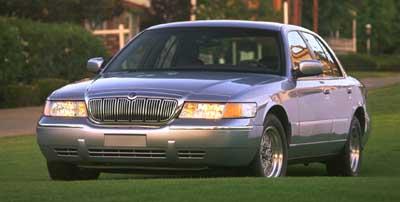 1999 Mercury Grand Marquis LS  - 6088A