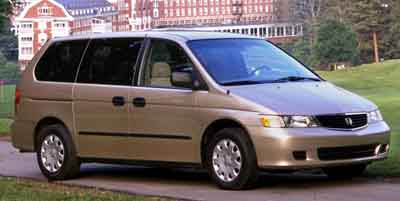 2000 Honda Odyssey LX available in Sioux Falls and Des Moines