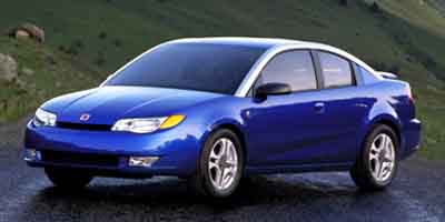 Saturn Ion Coupe 2003