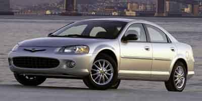 2003 Chrysler Sebring 4D Sedan  for Sale  - R14604  - C & S Car Company