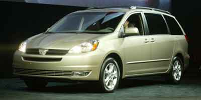 2004 Toyota Sienna 5D Wagon  for Sale  - RX15496  - C & S Car Company