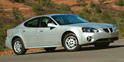 2004 Pontiac Grand Prix 4D Sedan  for Sale  - RX15312  - C & S Car Company