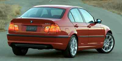 2003 BMW 3 Series Sedan in Iowa City and Sioux City