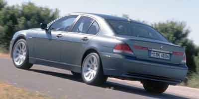 2003 BMW 7 Series 745i available in Sioux Falls and Iowa City