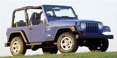 2002 Jeep Wrangler SE  - 4385B