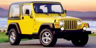 2000 Jeep Wrangler Sport  - C5406C