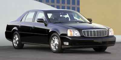 2004 Cadillac DeVille 4D Sedan  for Sale  - R14568  - C & S Car Company