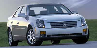 2004 Cadillac CTS 4D Sedan  for Sale  - R15215  - C & S Car Company