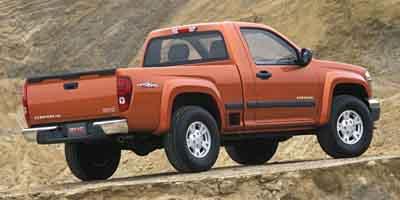 GMC Canyon 2004