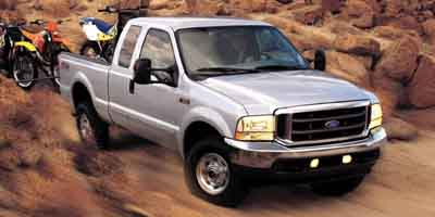 Picture of a 2003 Ford F-250 Ford