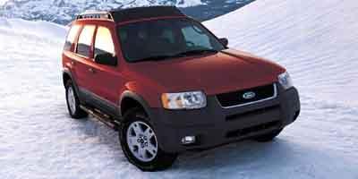 2004 Ford Escape 4D Utility FWD  - R14429