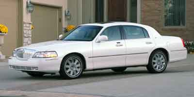2004 Lincoln Town Car  - Pearcy Auto Sales