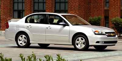 2004 Chevrolet MALIBU LT Luxury Edition Sport Sedan  - B3710T