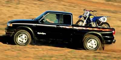 Mazda 2WD B-Series Pickup 2000