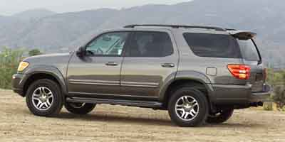 2004 Toyota Sequoia in Iowa City - 1 of 0