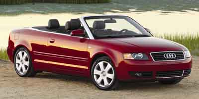 2004 Audi A4 1.8T in Iowa City and Sioux City
