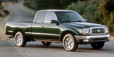 2004 Toyota Tacoma  check out this gently-used 2004 toyota tacoma we recently got in rest assured