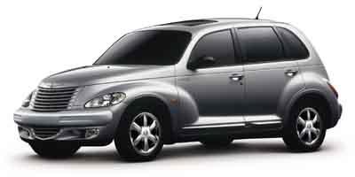 2004 Chrysler PT Cruiser Touring  - X8151A