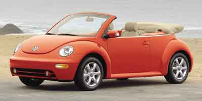 2004 Volkswagen New Beetle Convertible in Iowa City - 1 of 0