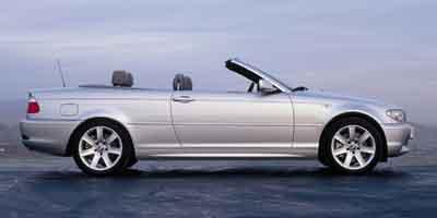 2004 BMW 3 Series 325Ci  - C6003B