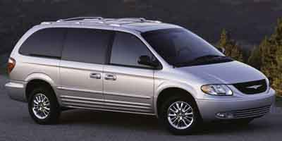 2003 Chrysler Town & Country in Iowa City - 1 of 0