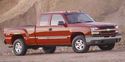 2004 Chevrolet Silverado 1500 EXT CAB 4WD 143.5WB  for Sale  - R14865  - C & S Car Company