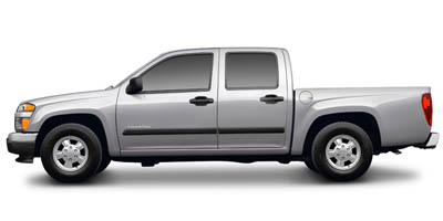 2005 Chevrolet Colorado 1SC LS Z85 4WD Crew Cab  for Sale  - G244A3  - Shore Motor Company