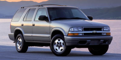 2004 Chevrolet Blazer in Rapid City - 1 of 0