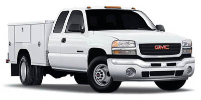 GMC Sierra 3500 Ext Cab 157.5&quot; WB 4WD SL