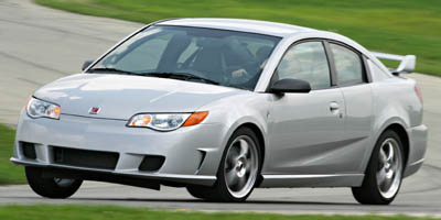 Saturn Ion Quad Coupe 2005