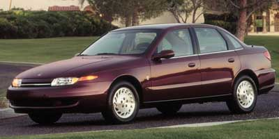 Saturn LS 4dr Sedan 2000