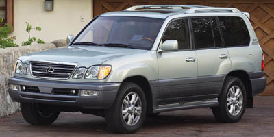 2005 Lexus LX 470 in Sioux Falls - 1 of 0