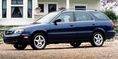 Suzuki Esteem 2000
