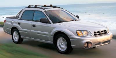 Subaru Baja 2005