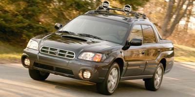 Subaru Baja 2006