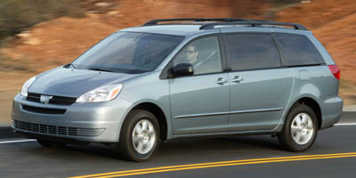 2005 Toyota Sienna LE available in Sioux Falls and Cedar Rapids