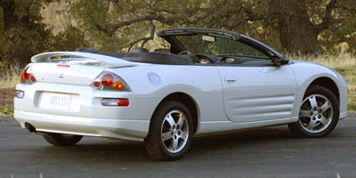 Mitsubishi Eclipse 2005
